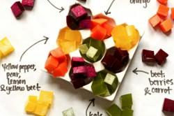 Příprava receptu Zdravé, domácí bonbóny plné vitamínů, krok 1