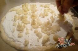 Příprava receptu Tvarohové koláče, krok 4