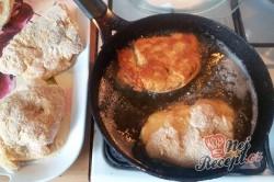 Příprava receptu Tradiční smažené gordon bleu, krok 11