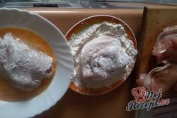 Příprava receptu Tradiční smažené gordon bleu, krok 9