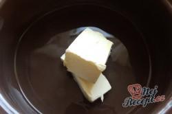 Příprava receptu Nejlepší větrníky s vanilkovým a karamelovým krémem, krok 1
