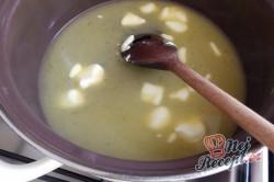 Příprava receptu Nejlepší větrníky s vanilkovým a karamelovým krémem, krok 3