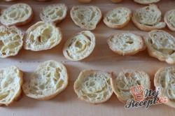 Příprava receptu Nejlepší větrníky s vanilkovým a karamelovým krémem, krok 15