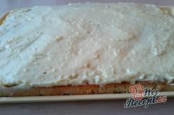 Příprava receptu Makovo-meruňkový řez, krok 6