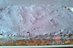 Příprava receptu Makovo-meruňkový řez, krok 8