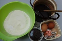 Příprava receptu Šalamounovy hrnkové řezy - fotopostup, krok 2