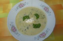 Recept Porková polévka se sýrem