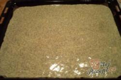 Příprava receptu Kakaové řezy s mákem, krok 9