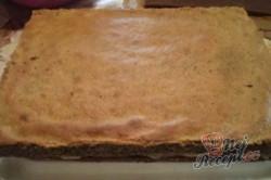 Příprava receptu Kakaové řezy s mákem, krok 13