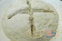 Příprava receptu Smažená křehká srdíčka, krok 2