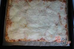 Příprava receptu Rychlá pizza z listového těsta, krok 5