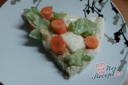 Příprava receptu Zdravá pizza, krok 1