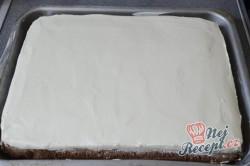 Příprava receptu Čokoládově tvarohové kostky, krok 14