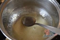 Příprava receptu Čokoládově tvarohové kostky, krok 8
