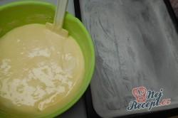 Příprava receptu Pudinkovo-jablkové řezy (FOTOPOSTUP), krok 4
