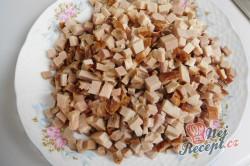 Příprava receptu Bramborové knedlíky plněné uzeným masem se zelím, krok 5