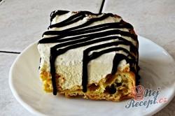 Příprava receptu Famózní koláč velehory s vanilkovým pudinkem, krok 11