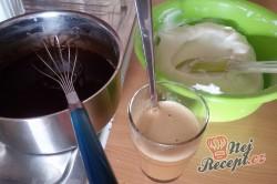 Příprava receptu Tvarohovo kapučínový dezert, krok 5