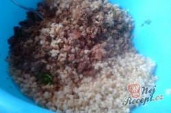 Příprava receptu Plněné kapustové listy masem a kroupami FOTOPOSTUP, krok 6