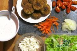 Příprava receptu Domácí pita chléb, krok 3