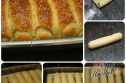 Příprava receptu Domácí Hot Dog + houstičky, krok 3