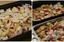Příprava receptu Rozstřelené (rozlítané) kuře s nádivkou, krok 1