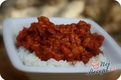 Příprava receptu Chilli con carne - snadno a rychle, krok 1