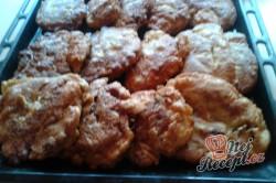 Příprava receptu Smažená zapečená krůtí prsa v ořechovém těstíčku, krok 1