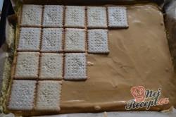 Příprava receptu BeBe řezy s karamelovým krémem, krok 3