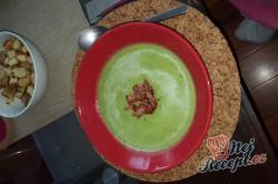 Recept Bramborovo-hrášková krémová polévka