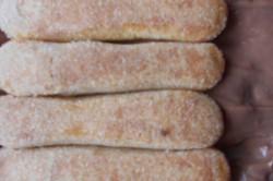 Příprava receptu Rychlý piškotový zákusek s perníkovým překvapením, krok 2