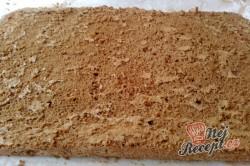 Příprava receptu Sacher mini dortíky - FOTOPOSTUP, krok 5