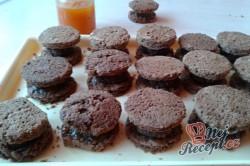 Příprava receptu Sacher mini dortíky - FOTOPOSTUP, krok 11