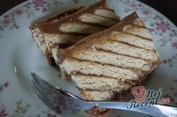 Příprava receptu Nepečený šikmý řez s čokoládou, krok 1