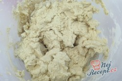 Příprava receptu Křehké sušenky s kondenzovaným mlékem, krok 2