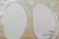 Příprava receptu Domácí sádlové rohlíčky, krok 2