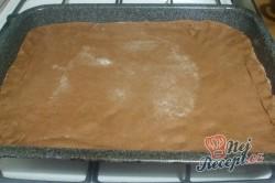 Příprava receptu Tříbarevný koláček s ovocem, krok 3