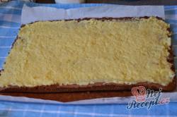 Příprava receptu Nejlepší a nejjemnější kokosová roláda, krok 13