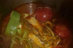 Příprava receptu Gulášová polévka, krok 5