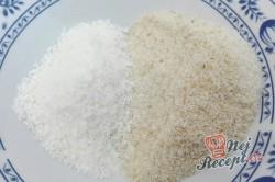 Příprava receptu Jahodové knedlíčky z tvarohového těsta, krok 6