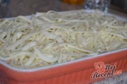 Příprava receptu Zapečené těstoviny s tuňákem a sýrem, krok 6