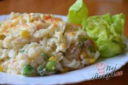 Příprava receptu Zapečené těstoviny s tuňákem a sýrem, krok 8