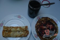 Recept Palačinky s marmeládou