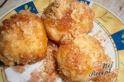 Příprava receptu Jahodové bramborové knedlíky, krok 11
