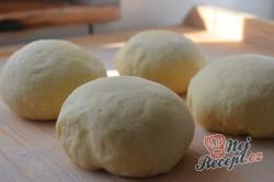 Příprava receptu Vynikající sýrové croissanty, krok 5