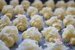 Příprava receptu Vynikající sýrové croissanty, krok 9