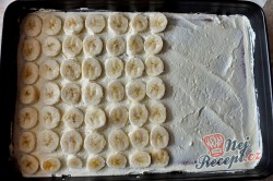 Příprava receptu Krémový banánový sen - fotopostup, krok 6