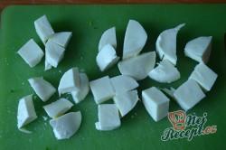 Příprava receptu Masové bombičky s mozzarellou a cuketou, krok 3