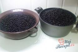 Zavařené borůvky - tradiční recept od babičky, krok 1