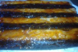 Příprava receptu Šachové řezy s čokoládou - fotopostup, krok 10